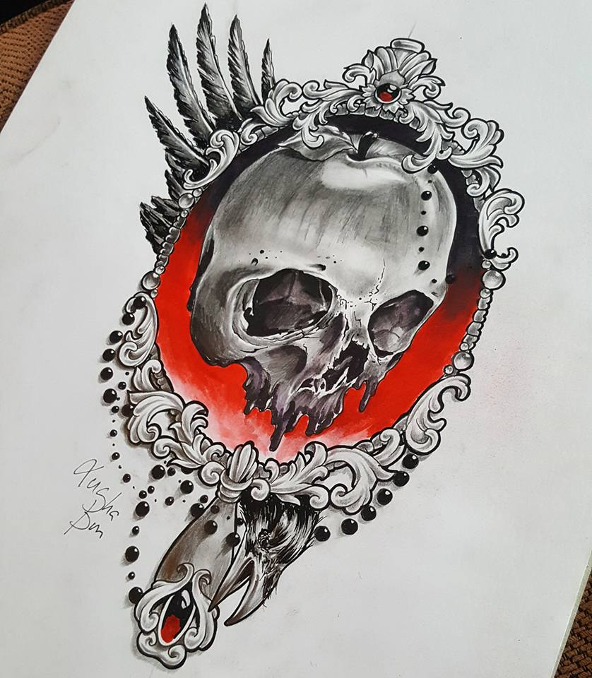 poison_apple_crow_skull