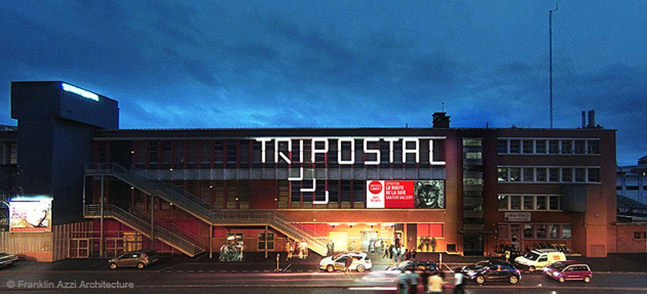 Tripostal, Lille © lille3000