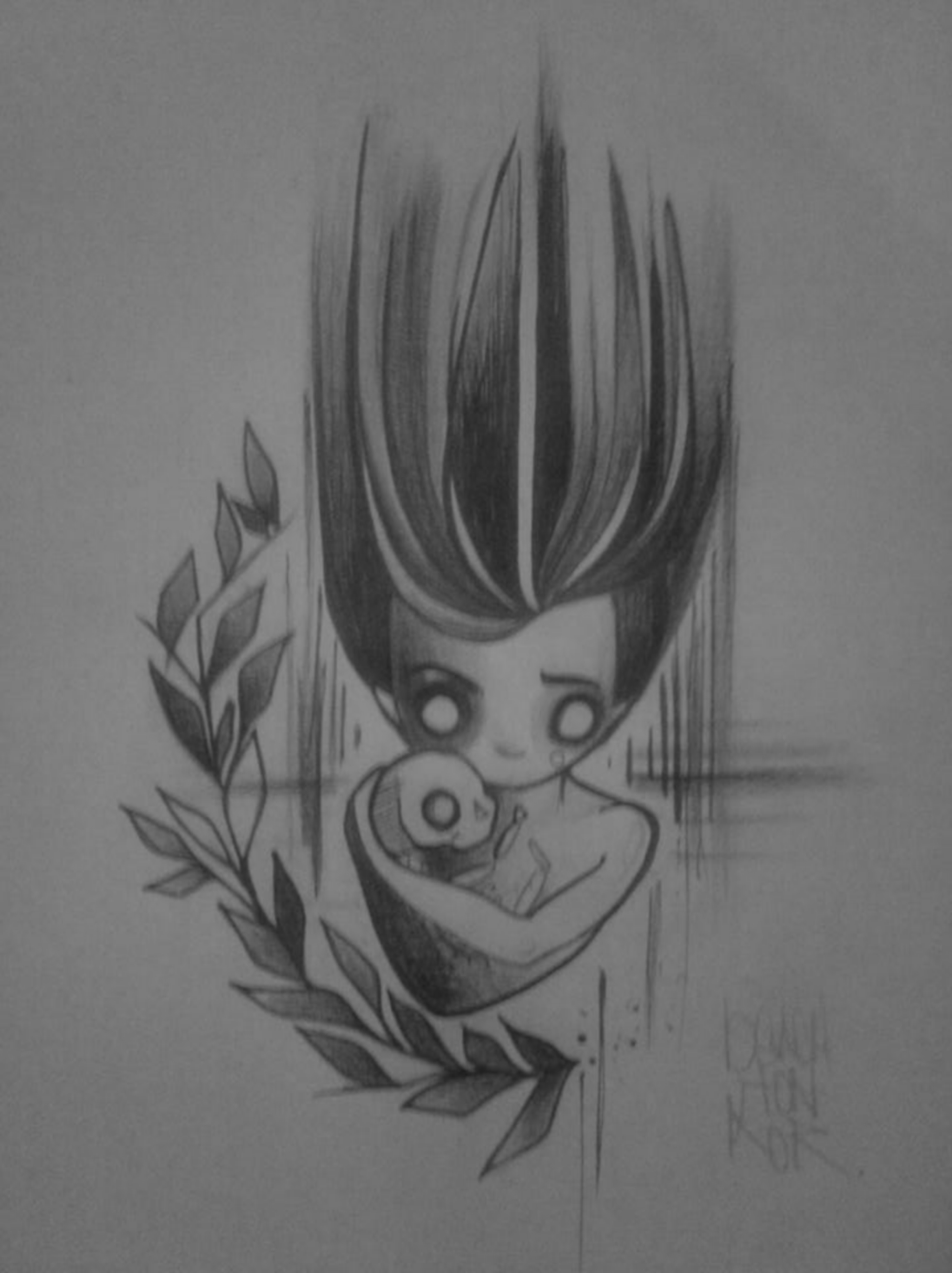 btk dessin