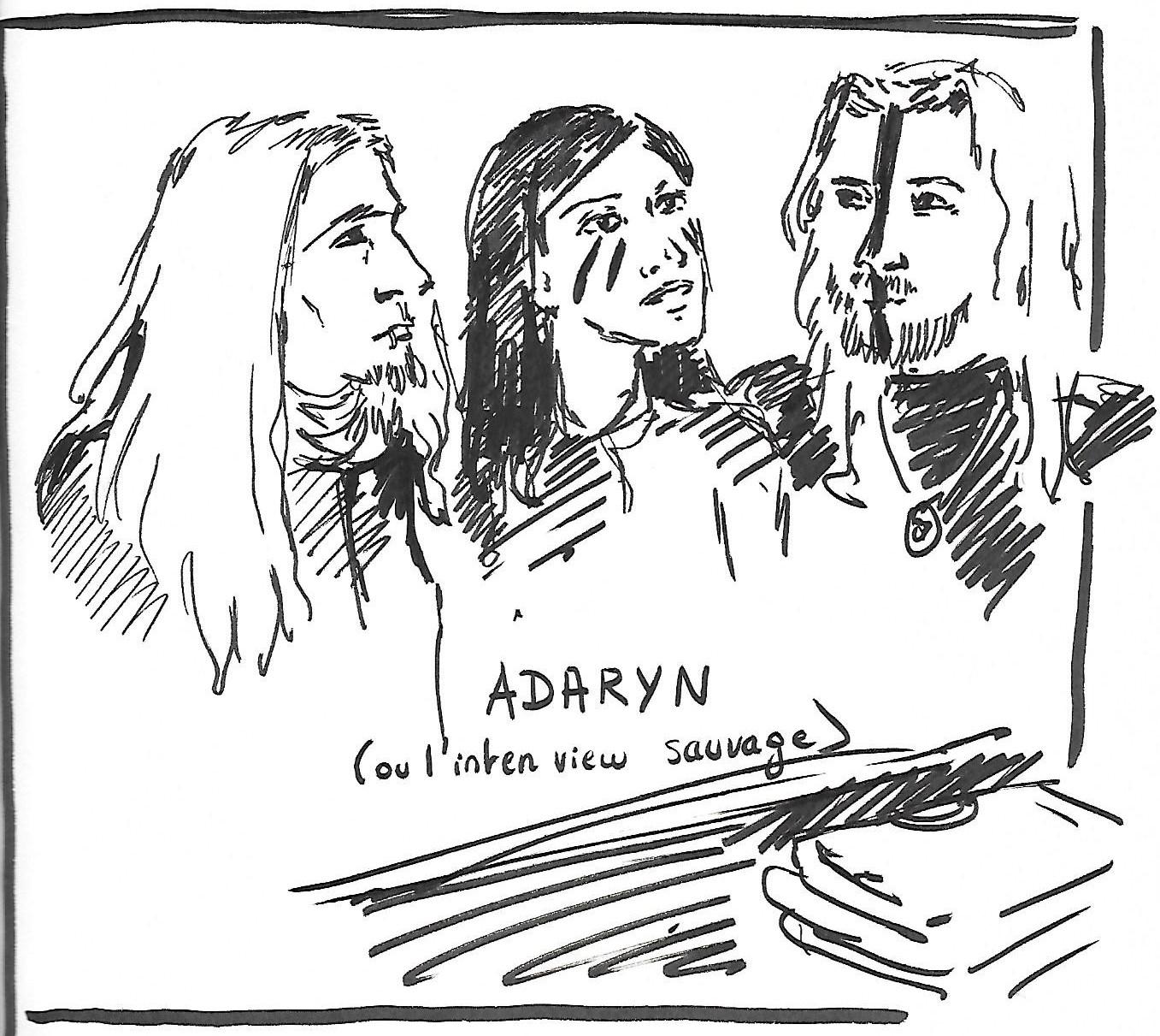 dessin adaryn