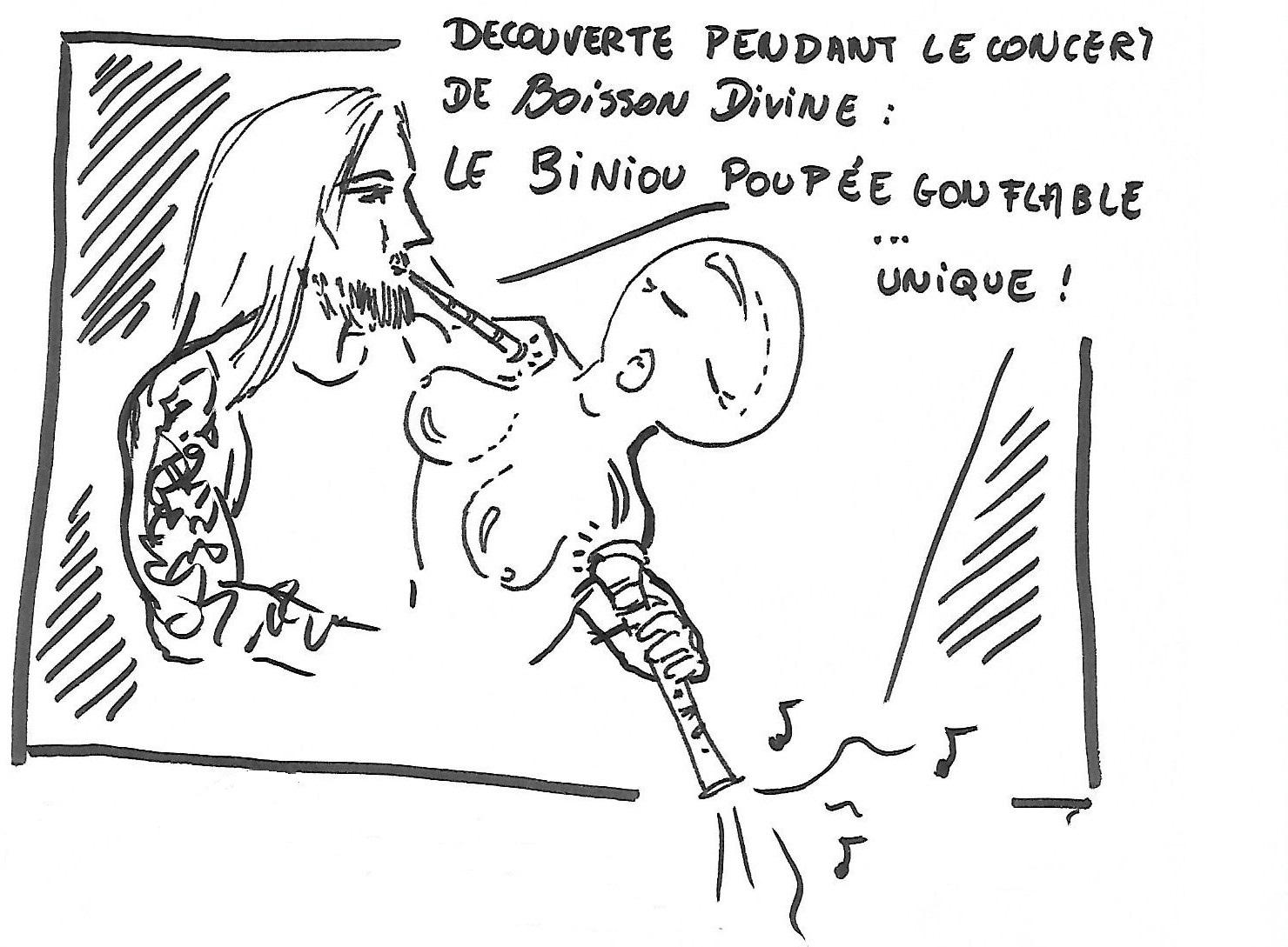 dessin BD