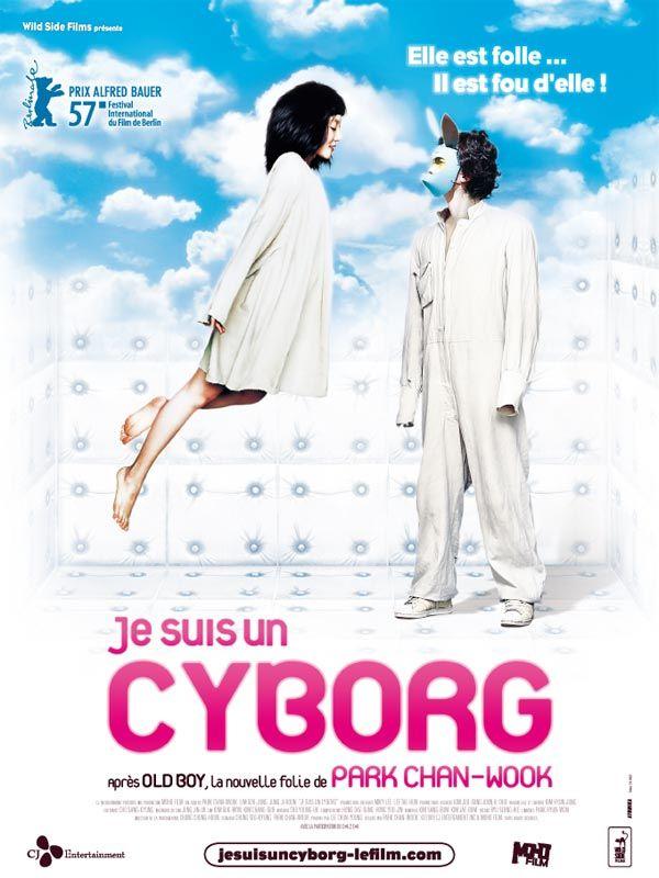 affiche film je suis un cyborg
