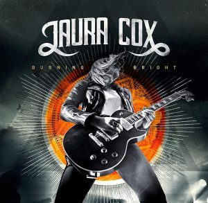 Laura cox album guitar burning bright