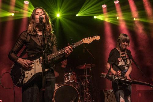 Rock concert - Guitar