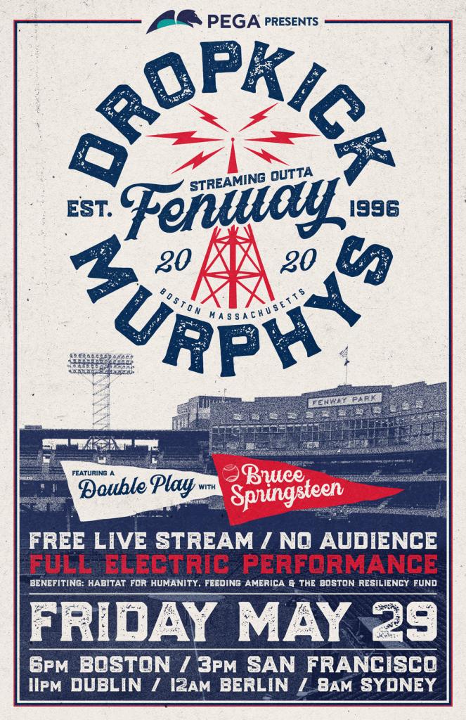 Fenway Park - Dropkick Murphys - Streaming Outta Fenway